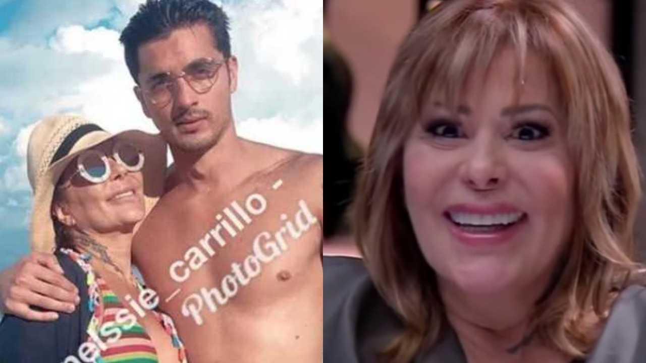 Alejandra Guzmán asegura que ya tenía menopausia cuando Frida la acusó de bajarle al novio
