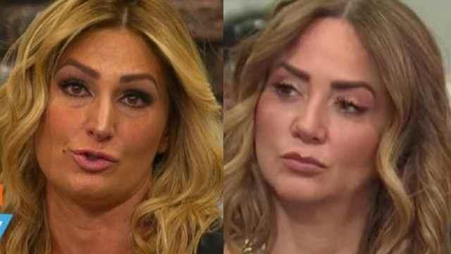 Anette Cuburu arremete contra Andrea Legarreta y revela porqué no son amigas