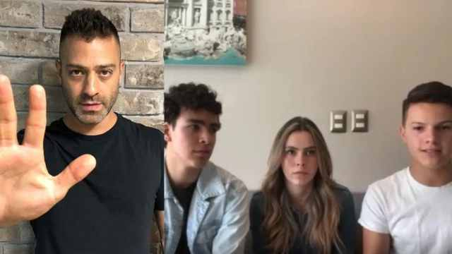 Demandarán a Ari Borovoy por despedir a 3 integrantes de LemonGrass