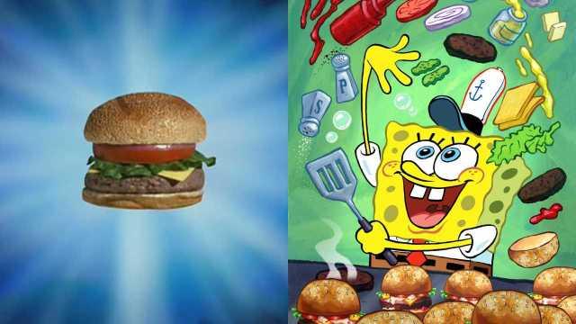 QUIZZ: Arma una cangreburger y te digo qué personaje de Bob Esponja eres