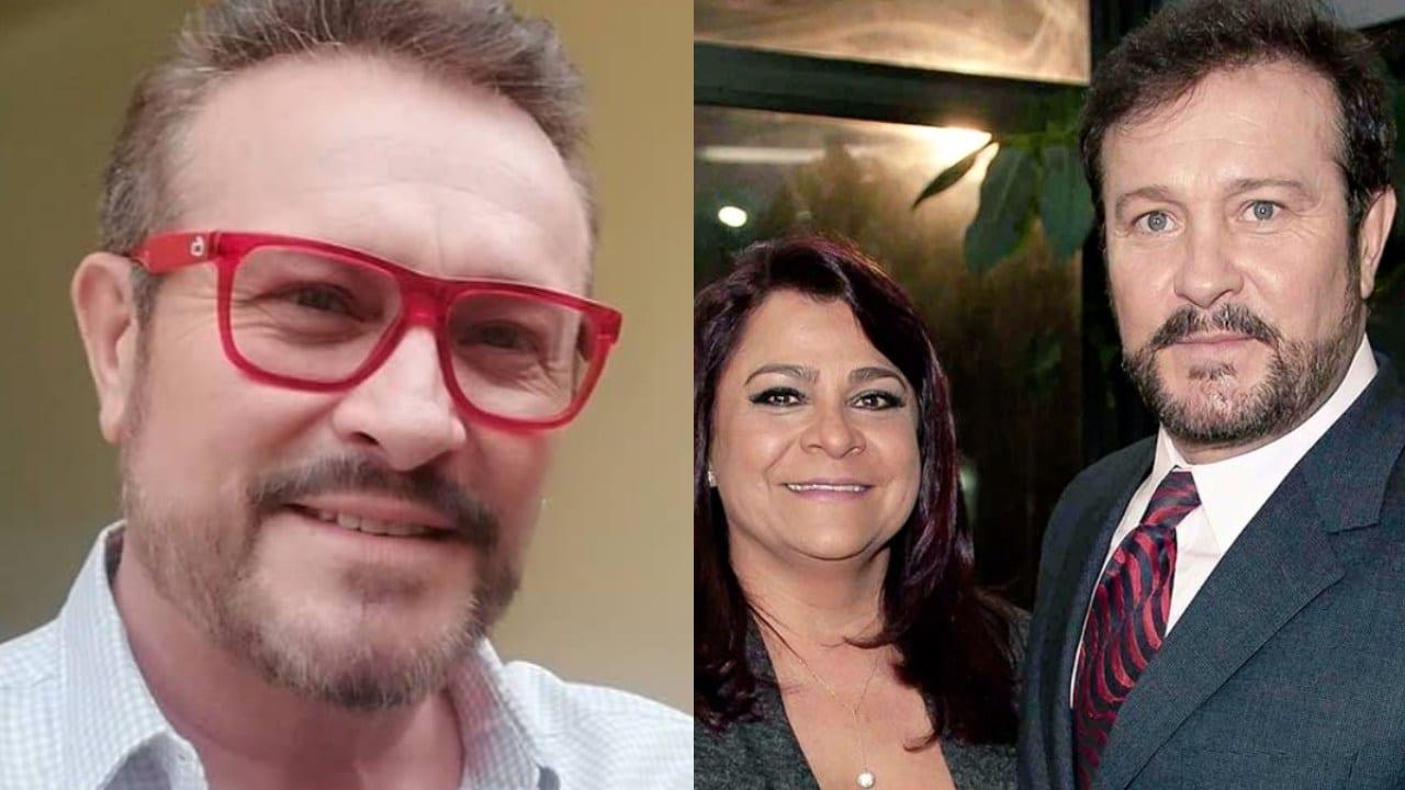 Arturo Peniche regresó con Gaby Ortiz, su esposa, tras su separación