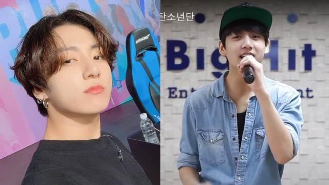 Jungkook audicion entrar BTS