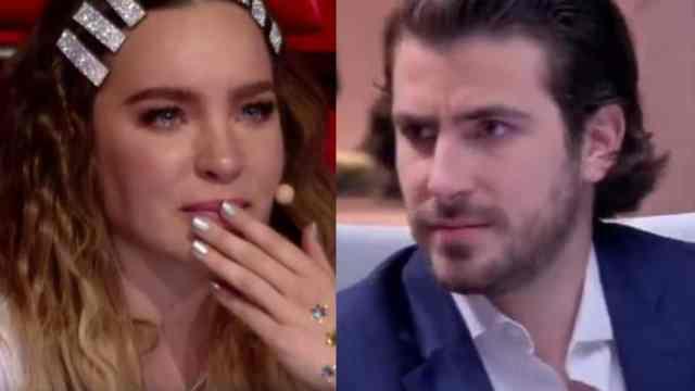 """Belinda: Ignacio Peregrín revela que """"sí pesa"""" ser hermano de la cantante"""