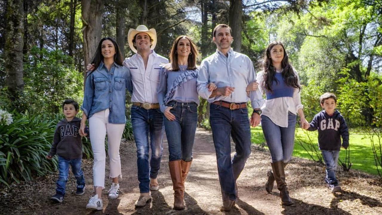 Eduardo Capetillo Biby Gaytán reality show de su familia