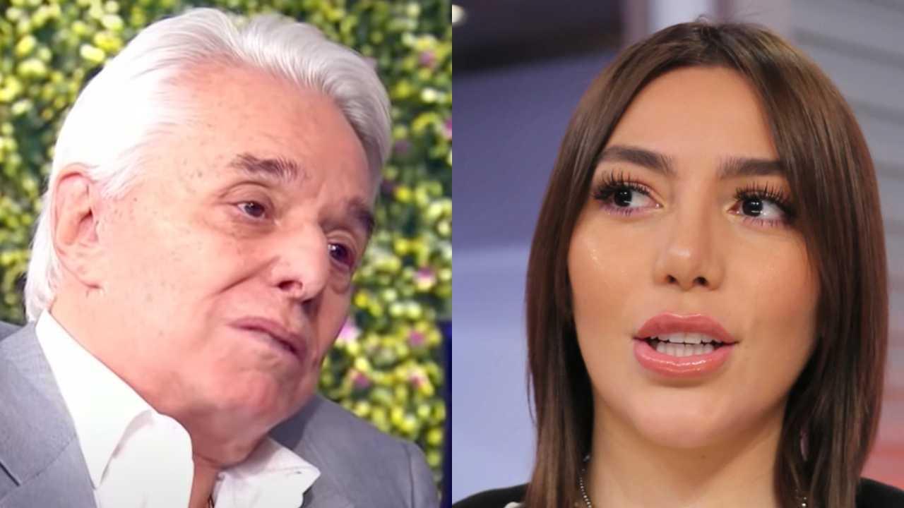 Enrique Guzmán espera que Frida Sofía se disculpe con él