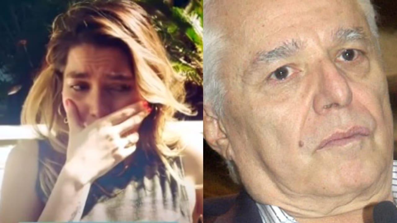 Frida Sofia acusa Enrique Guzman abuso