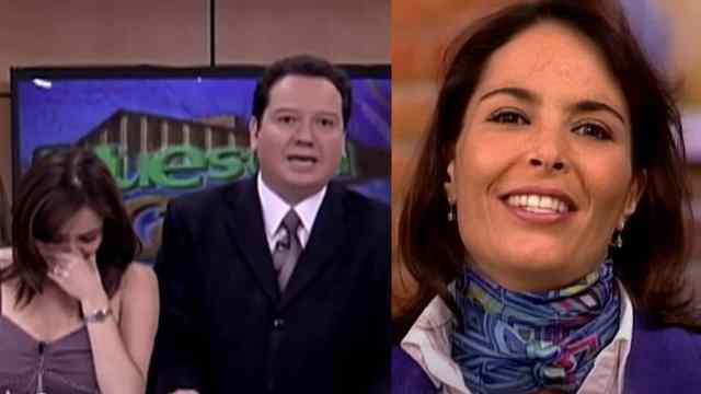El día que Jorge Muñiz informó la muerte de Mariana Levy en vivo