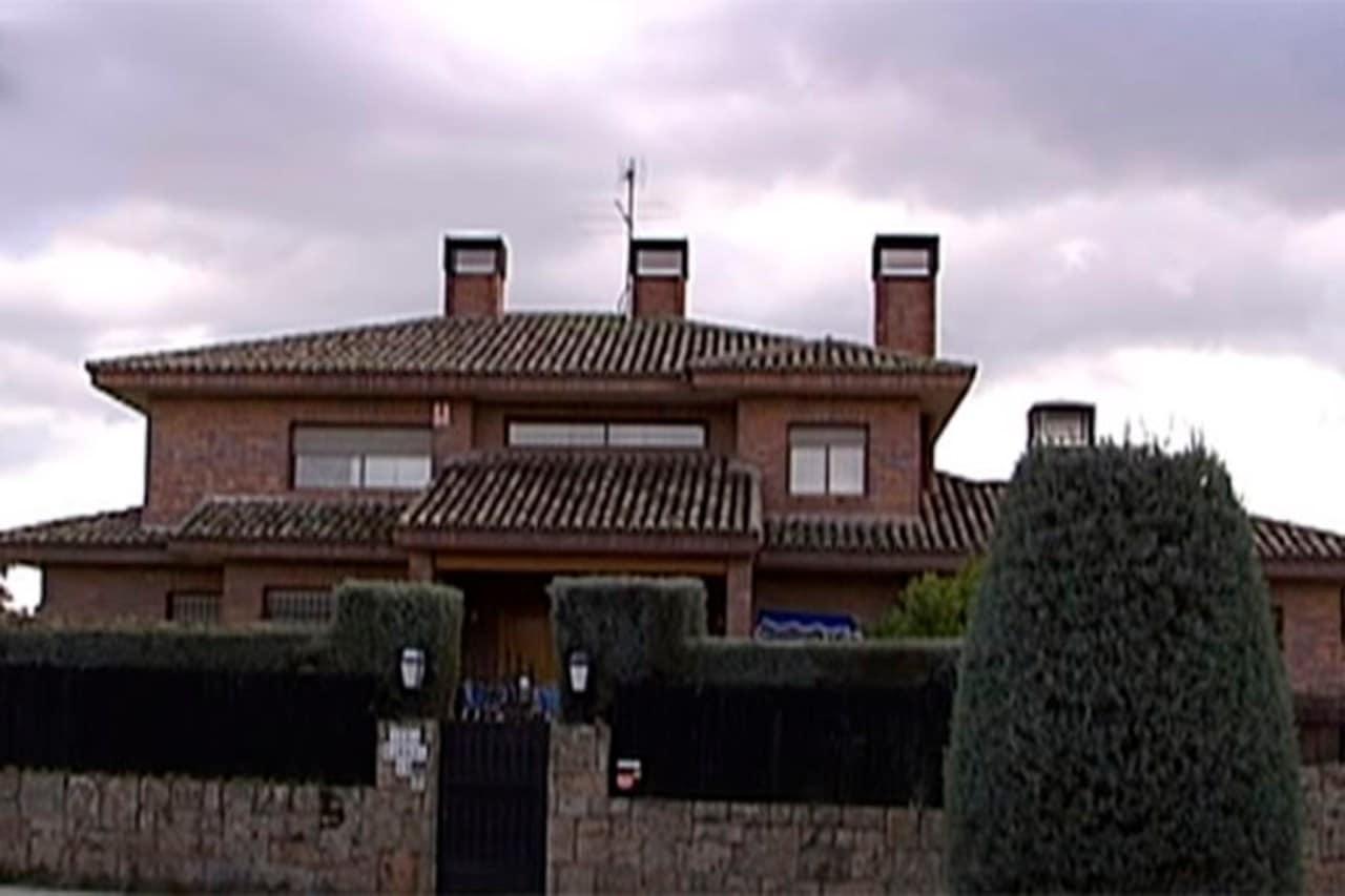 casa de las matas actualmente Madrid
