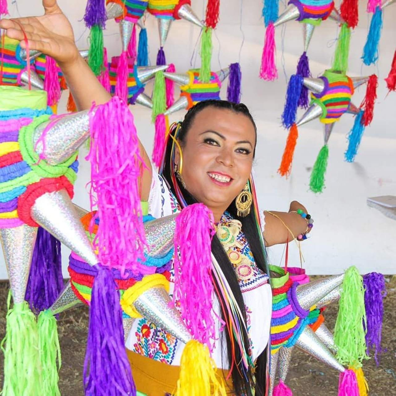 Lady tacos de canasta diputada Coyoacan