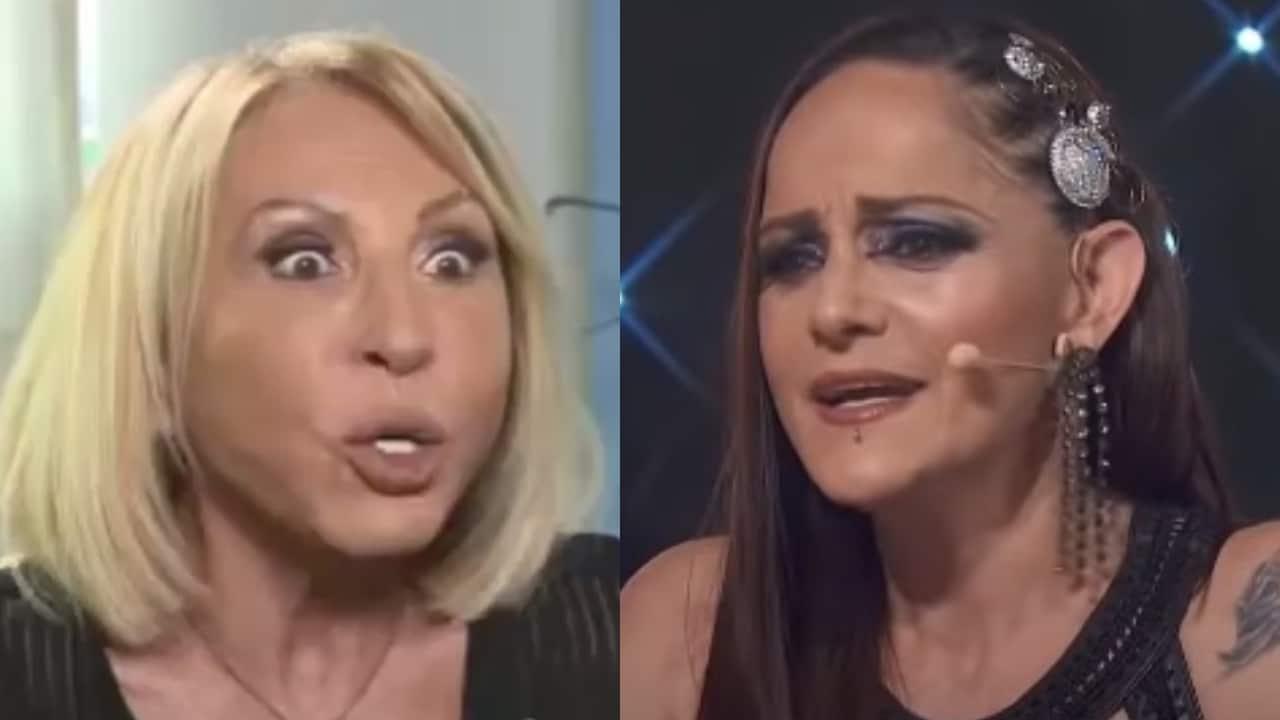Laura Bozzo y Lolita Cortes se pelean vivo