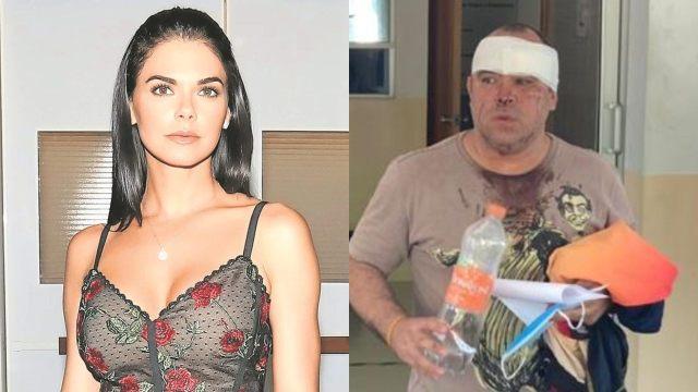 Livia Brito presenta contrademanda al fotógrafo que golpeó