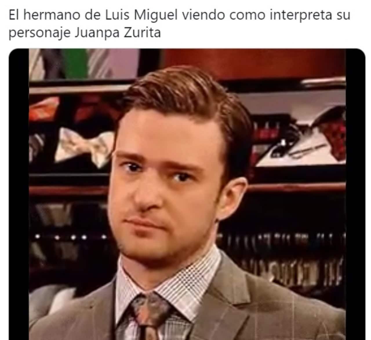 Meme Luis Miguel Juanpa Zurita