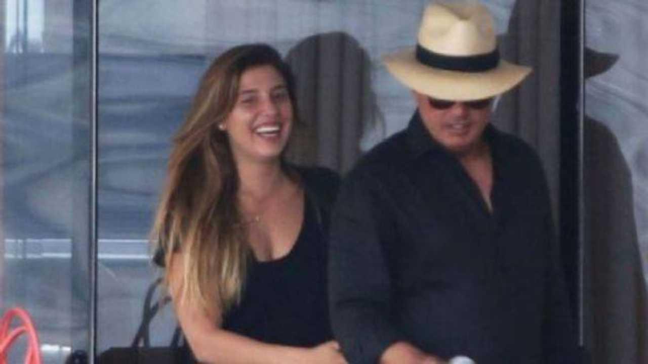 Luis Miguel negó su paternidad de Michelle Salas