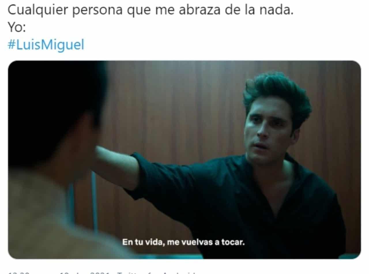 Luis Miguel meme no me vuelvas a tocar