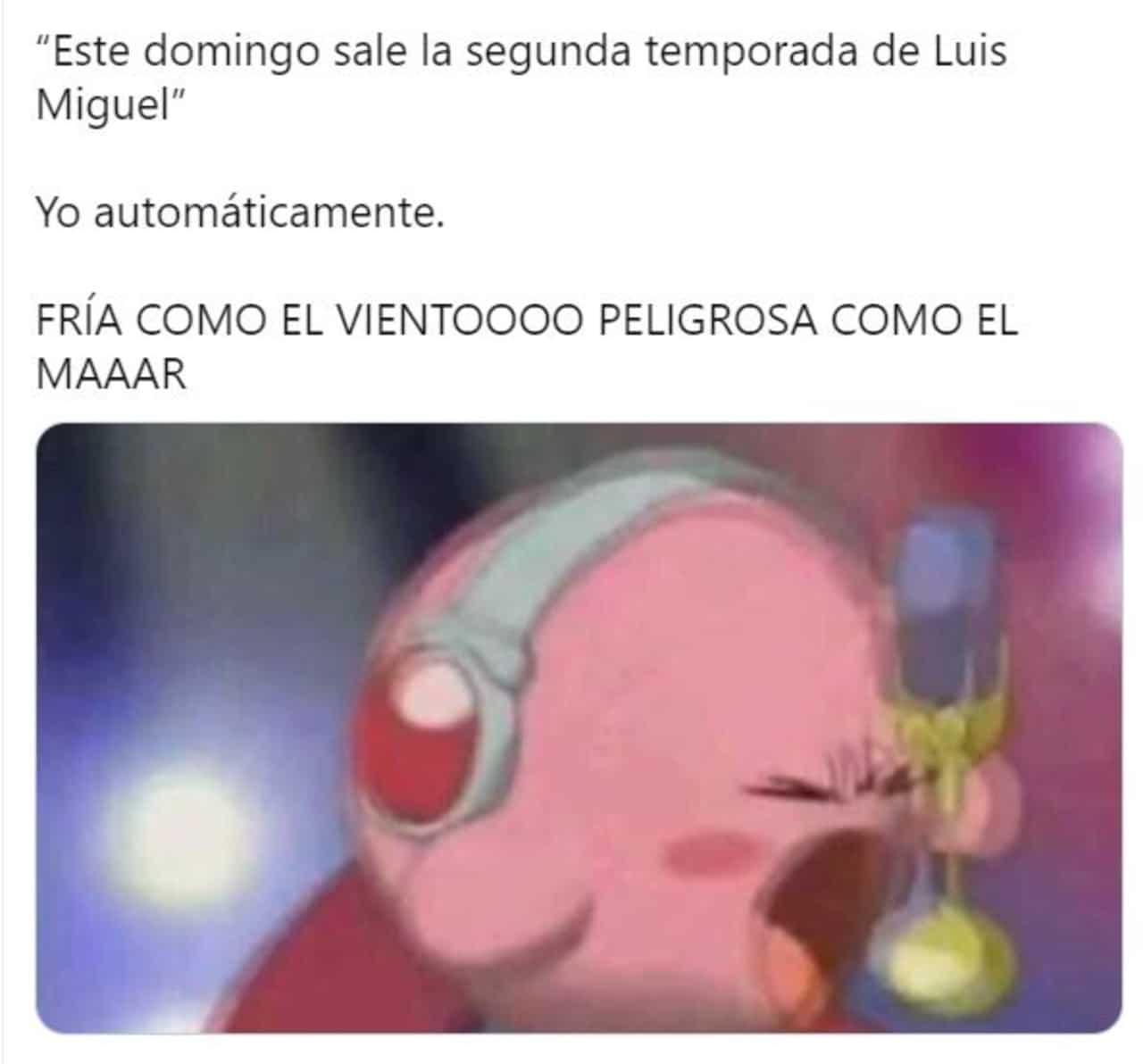 Luis Miguel la serie memes
