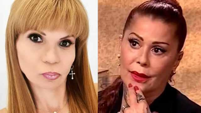 Mhoni Vidente critica a Alejandra Guzmán; asegura que Frida Sofía no miente