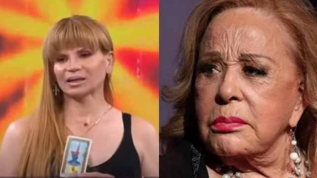 Mhoni Vidente predice Silvia Pinal delicada salud