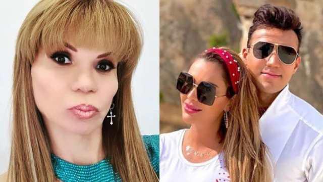Mhoni Vidente predijo que Larry Ramos, esposo de Ninel Conde, sería detenido
