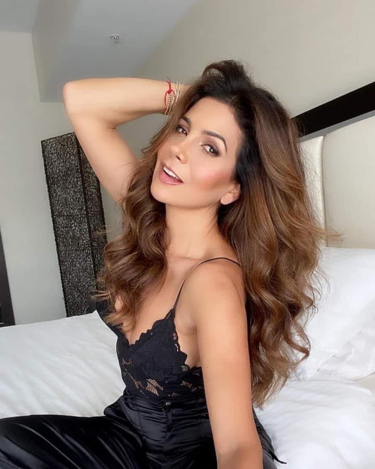Paty Manterola supuesta novia de Peña