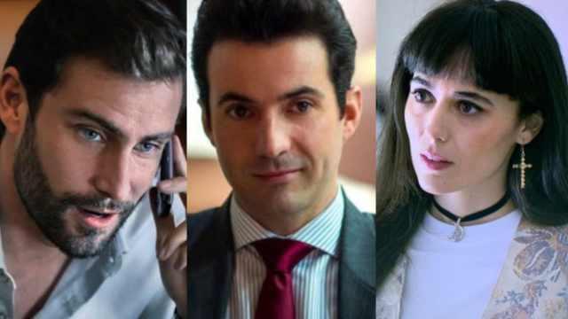 Nuevo personajes Luis Miguel La Serie