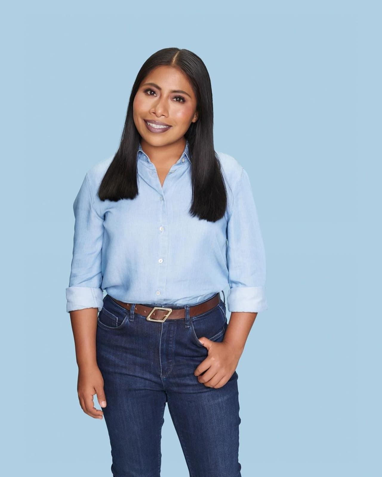 Yalitza Aparicio imagen de publicidad