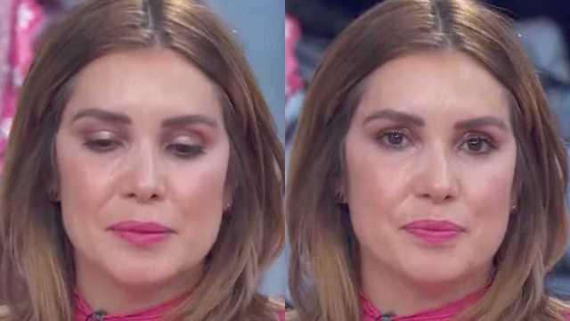 Andrea Escalona rompe en llanto al recordar a Magda Rodríguez el 10 de mayo