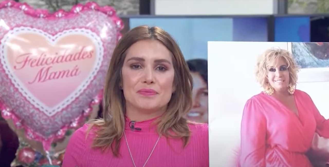 Andrea Escalona llora al recordar a Magda Rodríguez
