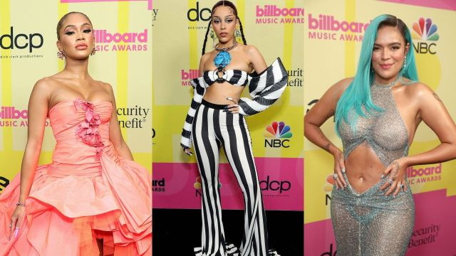 Los mejor y peor vestidos en la alfombra roja de los Billboard Music Awards 2021