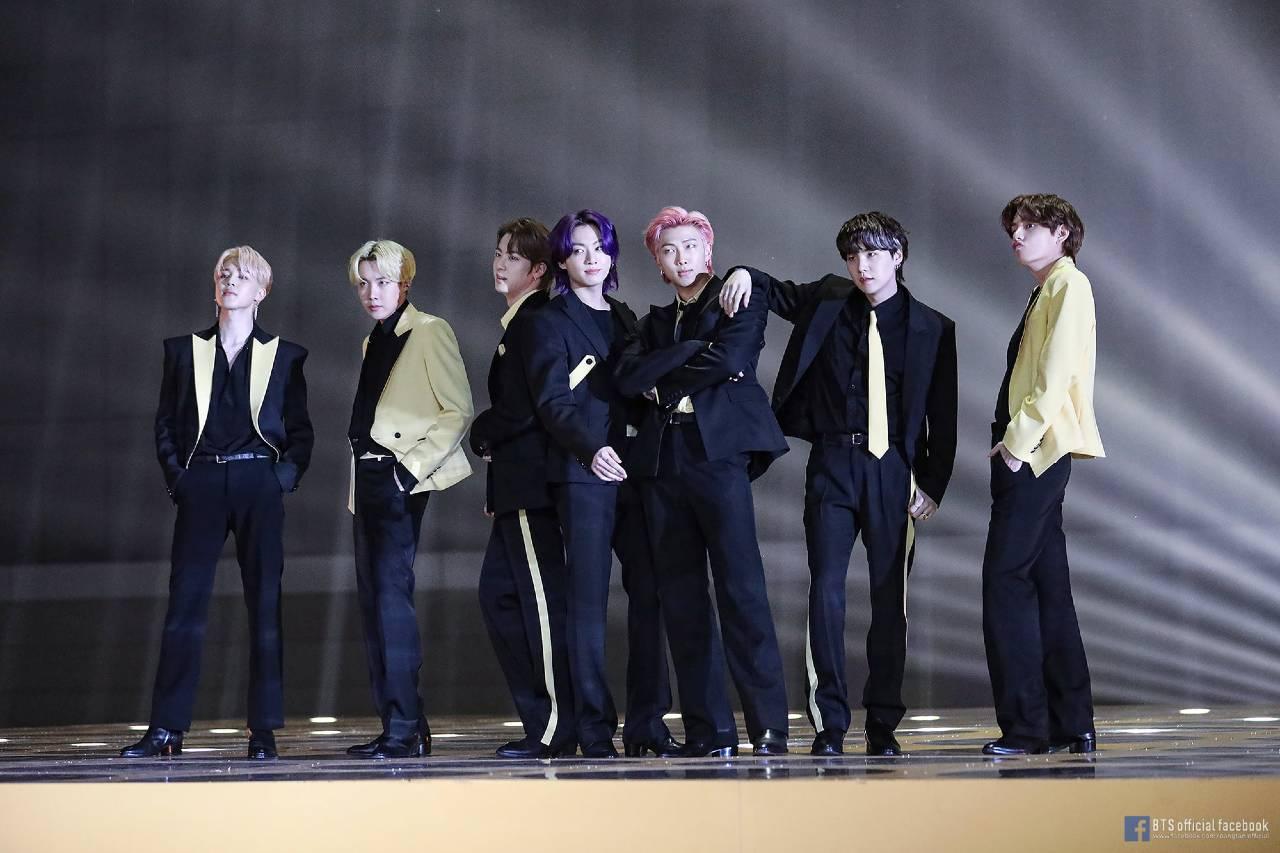 BTS gana en los Billboard Music Awards 2021