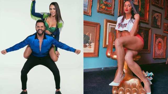 Macky González regresa a 'Las Estrellas Bailan en Hoy' sin Tinieblas Jr