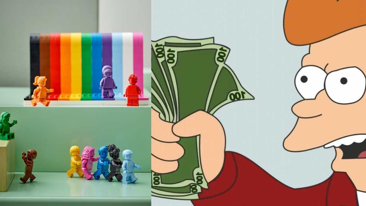 Lego anuncia lanzamiento de set en honor a la comunidad LGBTQ+