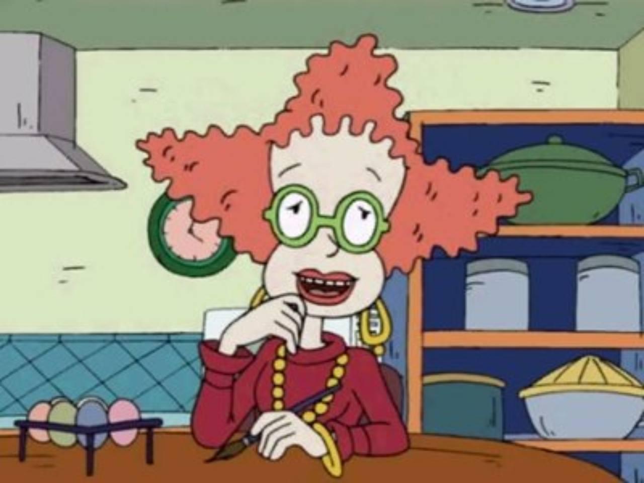 Didi Pickles, maestra de medio tiempo