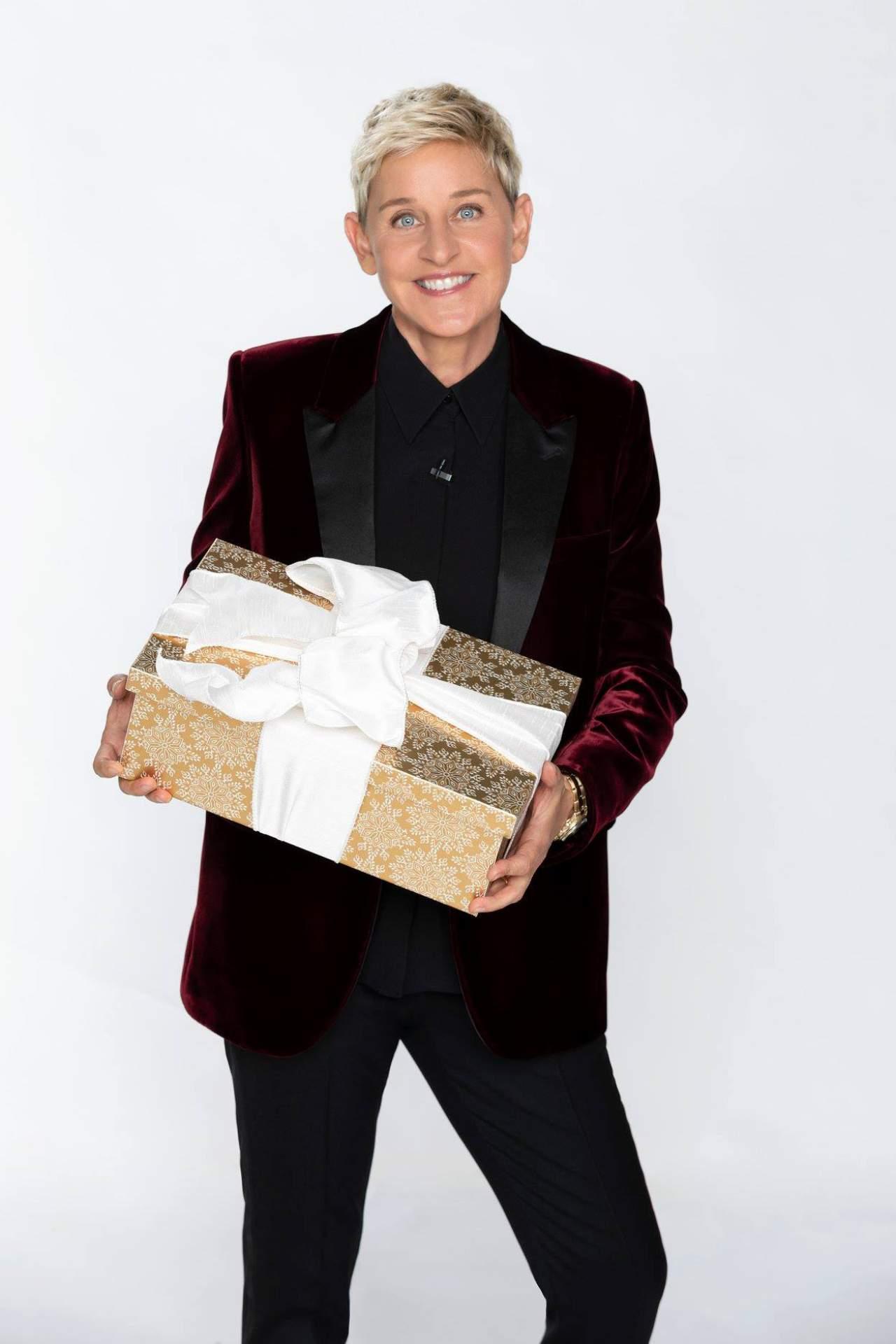 Ellen, que disque tóxica