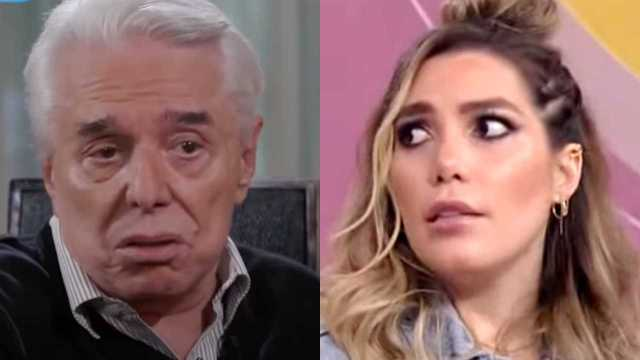 Enrique Guzmán confirma que Alejandra Guzmán sacó a Frida Sofía de su testamento