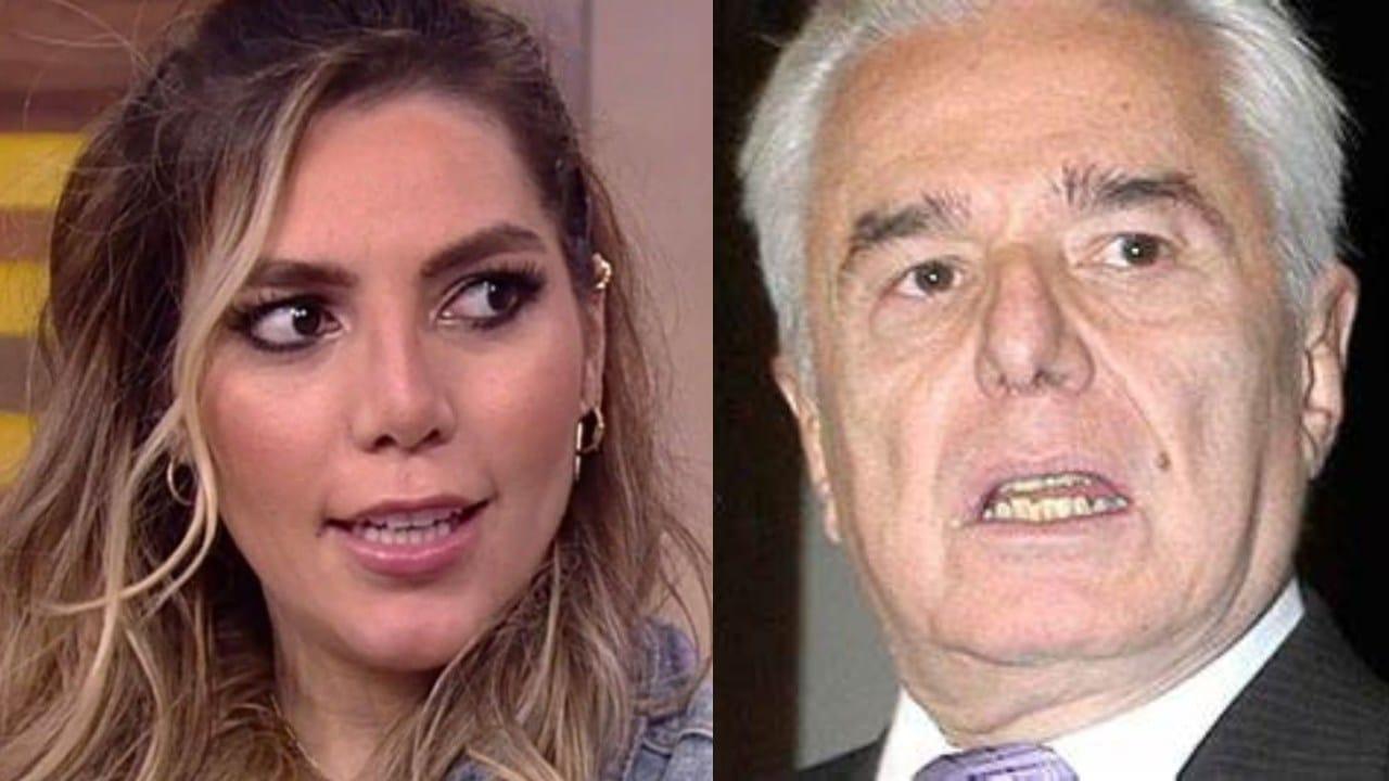 Frida Sofia contra Enrique Guzman demandas