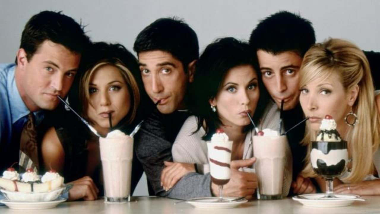 Friends The Reunion estreno HBO Max