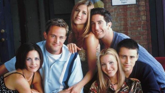 HBO Max anuncia el estreno de 'Friends: The Reunion' con el elenco completo