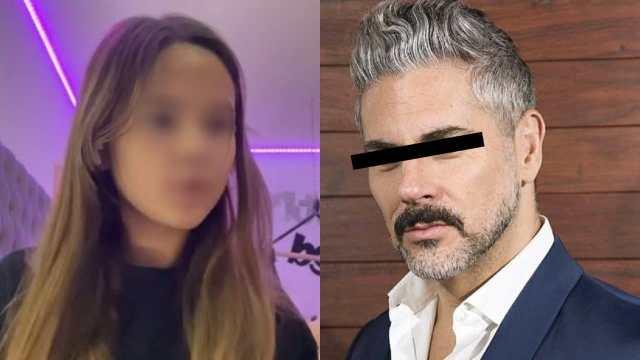 """Valentina, hija de Ricardo Crespo, habla sobre el abuso: """"Denuncia, no te quedes callado"""""""