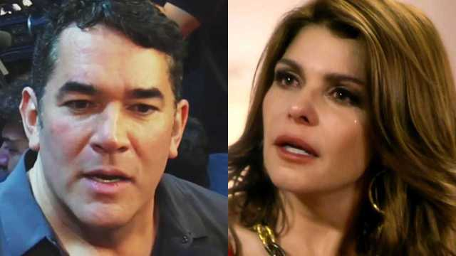 Itatí Cantoral confiesa que fue infiel a Eduardo Santamarina