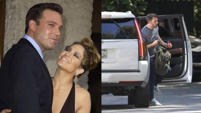 Jennifer Lopez y Ben Affleck juntos otra vez