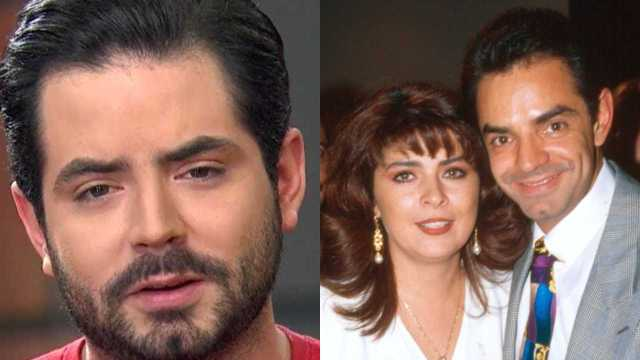 José Eduardo Derbez harto del pleito entre Eugenio y Victoria Ruffo