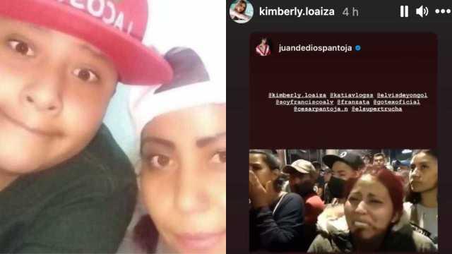 Kimberly Loaiza viraliza historia de niño desaparecido en el metro