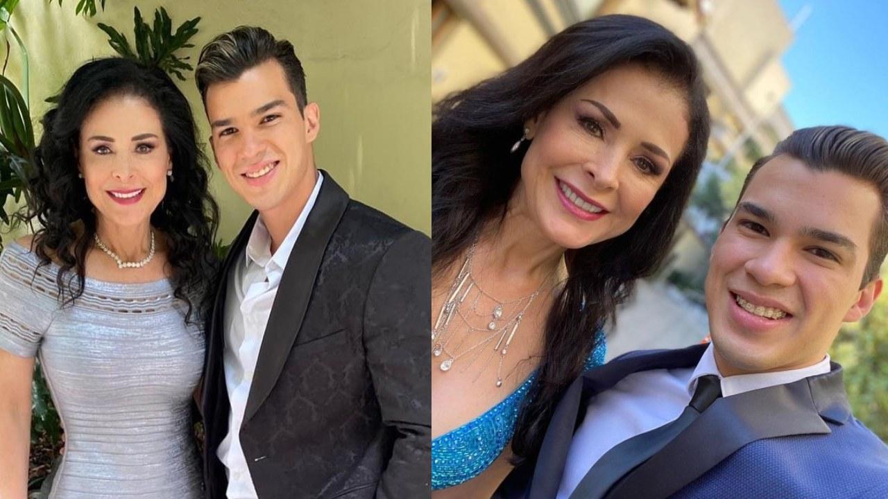 """Lourdes Munguía y Brandon revelan si son novios: """"Es un mujerón, yo me caso"""""""