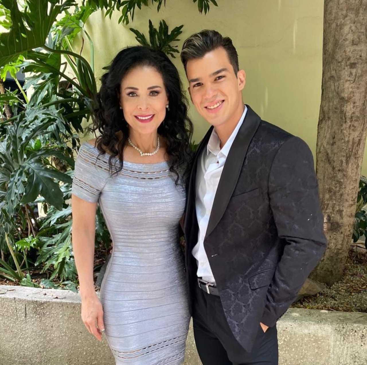 Lourdes Munguía y Brandon se separan