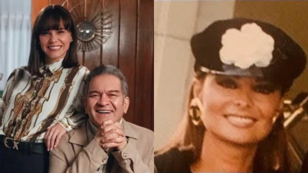 Así luce actualmente Lucía Miranda viuda de Hugo Lopez