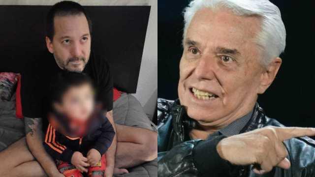 Luis Enrique Guzmán arremete contra su papá