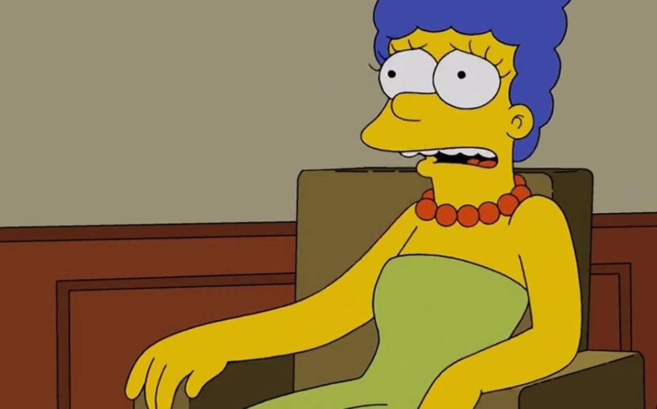 Marge Simpson, otra ama de casa