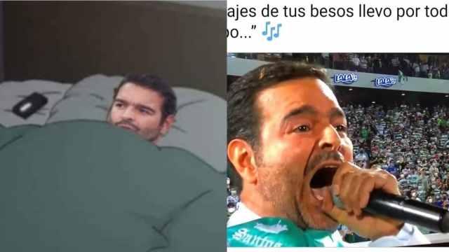 Memes Pablo Montero cantando Himno Nacional
