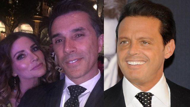 Sergio Mayer arremete contra 'Luis Miguel, la serie' y defiende a Issabela Camil