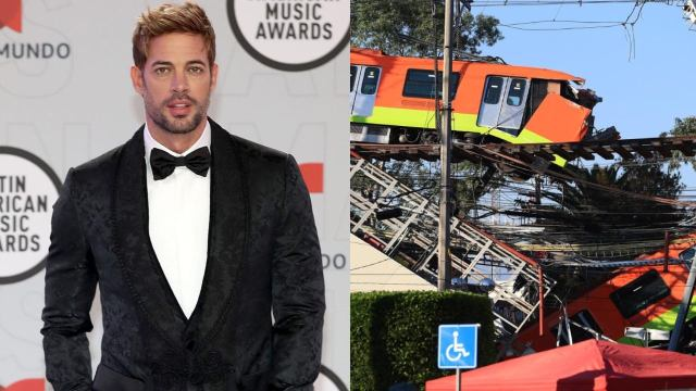 William Levy involucrado construccion metro